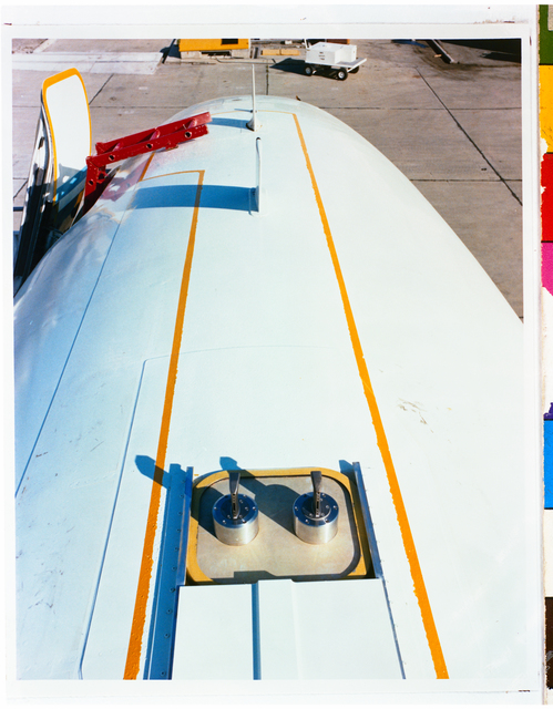 CV-990 GASP GLOBAL AIR SAMPLING PROJECT INSTALLATION AEP PHASE I