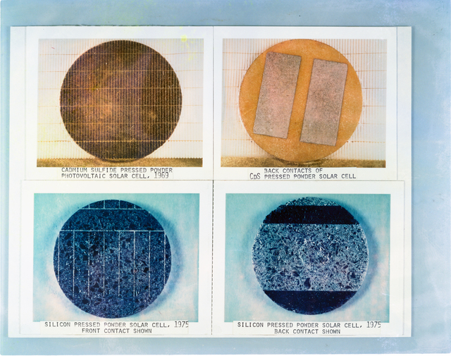 DATA IMAGES FOR SOLAR CELL PRESENTATION TO ERDA ENERGY RESEARCH AND DEVELOPMENT ADMINISTRATION