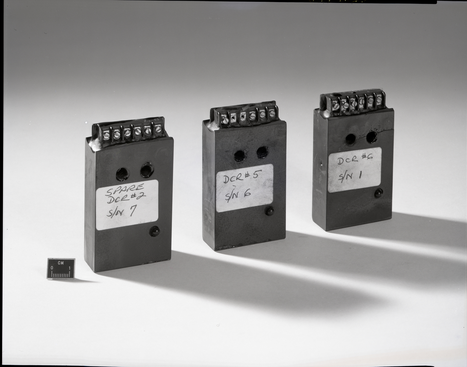 DCR AND SOLID STATE RELAYS