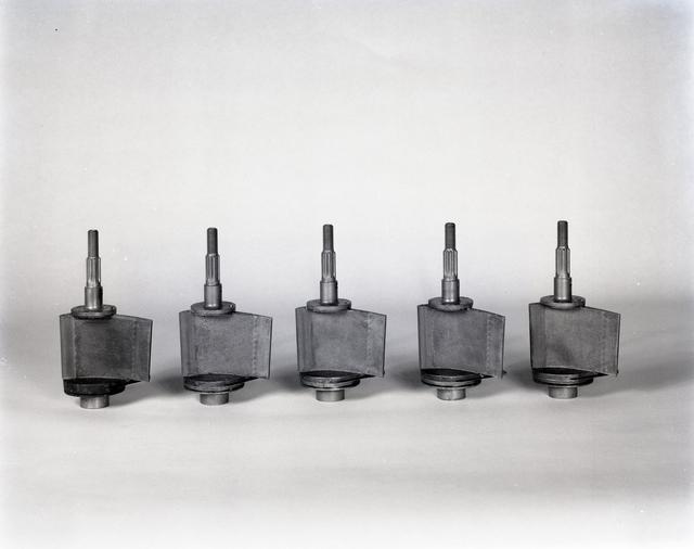 DETROIT DIESEL ALLISON VANES FOR GT-200 GAS TURBINE ENGINE