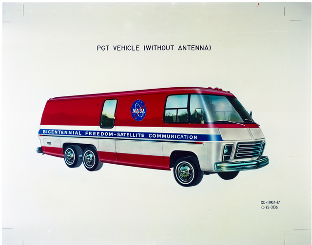 DRAWING OF PGT VEHICLE WITHOUT ANTENNA