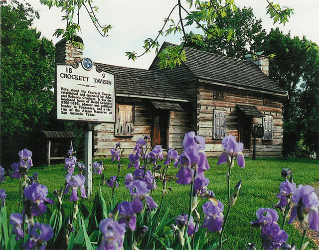 East Tennessee Crossing - Crockett's Tavern and Museum