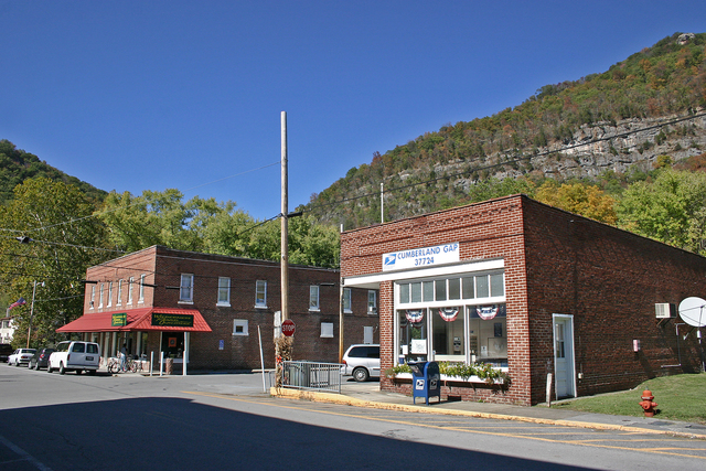 East Tennessee Crossing - Town of Cumberland Gap