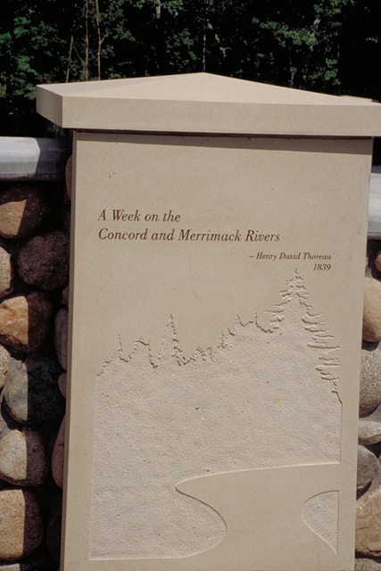 Edge of the Wilderness - A Walk on the Concord and Merrimack Rivers