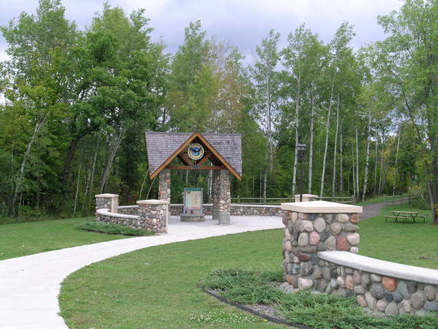 Edge of the Wilderness - Byway Gateway at Bigfork