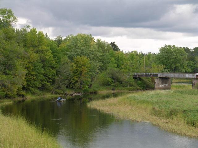 Edge of the Wilderness - Fishing Near Bigfork