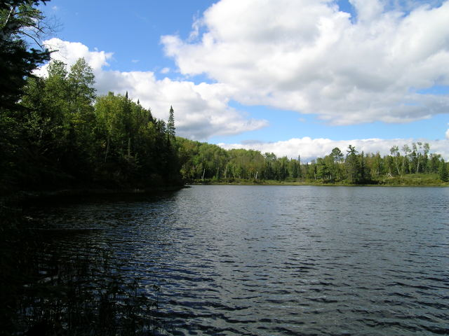 Edge of the Wilderness - The Edge of Surprise Lake