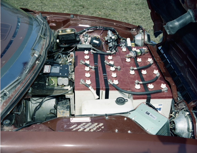 ELECTRIC CARS - EVA PACER - FIAT VAN
