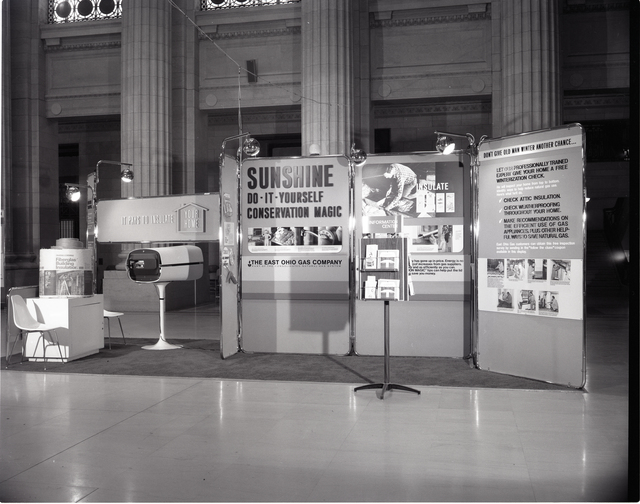 ENERGY DISPLAY IN CITY HALL