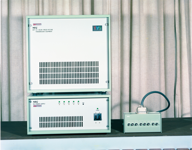 EQUIPMENT FOR DISASTER COMMUNICATIONS EXPERIMENT