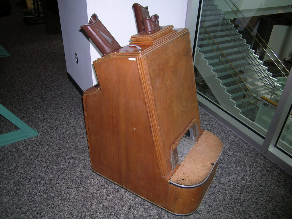 Grand Rounds Scenic Byway - Fluoroscope at the Science Museum