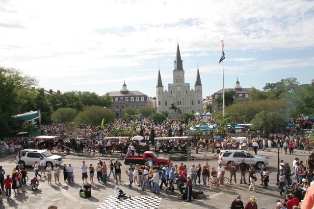 Great River Road - French Quarter Historic District