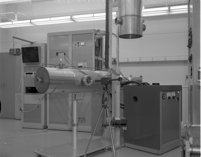 HEAT PIPE FROM THE NASA MARSHALL SPACE FLIGHT CENTER MSFC HUNTSVILLE ALABAMA