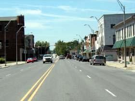 Historic National Road - Plainfield