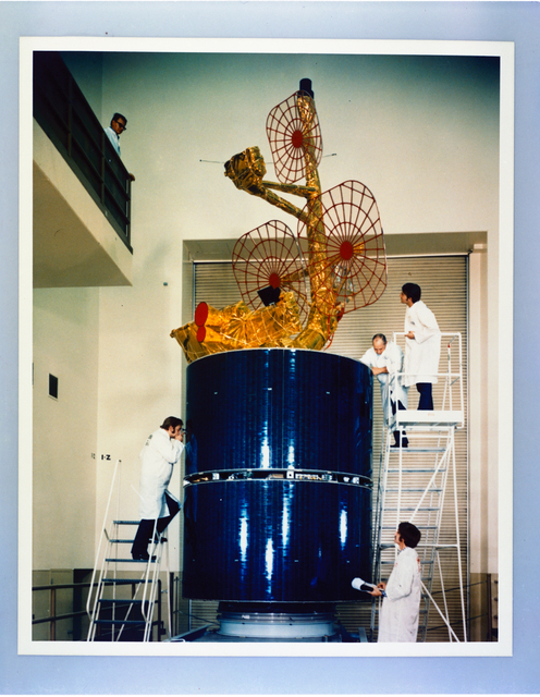 INTELSAT IVA SPACECRAFT