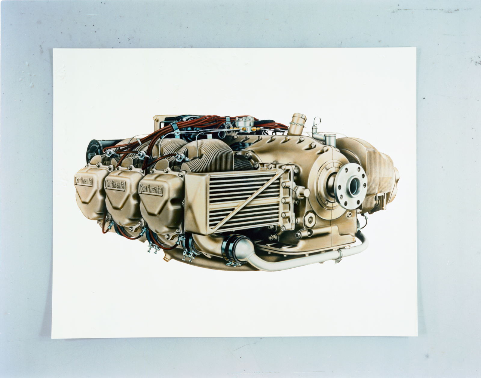 Teledyne Engine