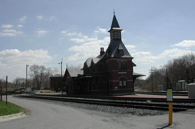 Journey Through Hallowed Ground Byway - Point of Rocks Railroad Station