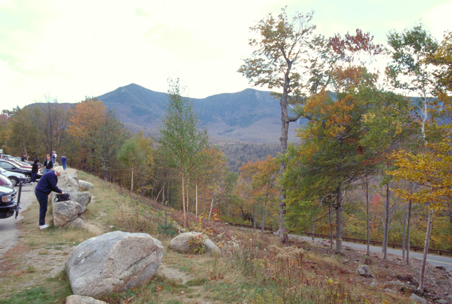 Kancamagus Scenic Byway - Open Viewing on the Kancamagus Highway