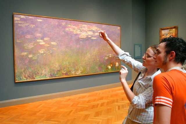 Lake Erie Coastal Ohio Trail - Cleveland Museum of Art