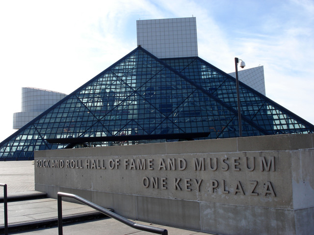 Lake Erie Coastal Ohio Trail - Rock and Roll Hall of Fame and Museum