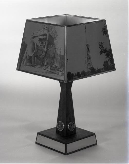 LAMP FOR RETIREMENT OF  H FRIEDMAN