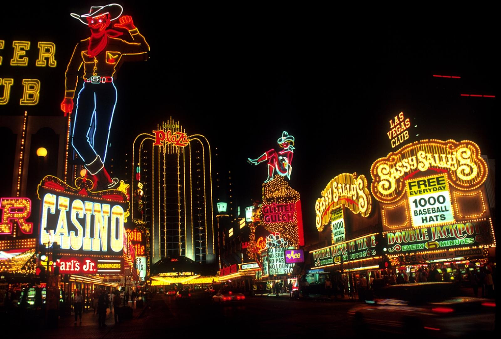 Las Vegas Strip - Classic Nighttime Las Vegas