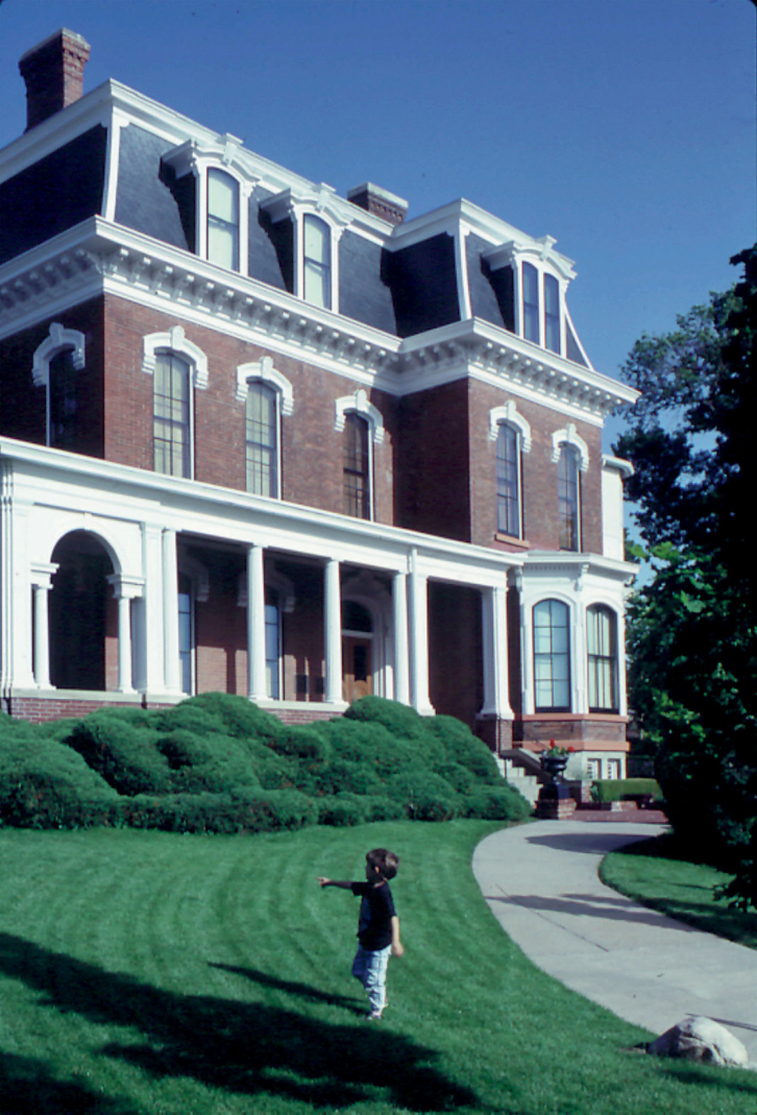 Loess Hills Scenic Byway - The General Dodge House in Council Bluffs