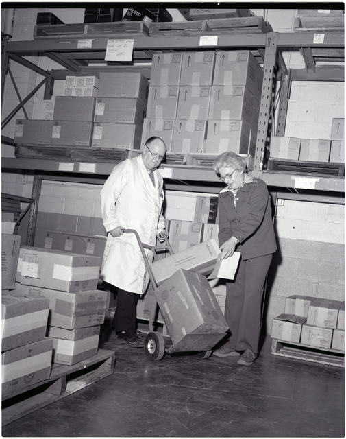 MATERIALS MANAGEMENT HISTORY ANNUAL REPORT