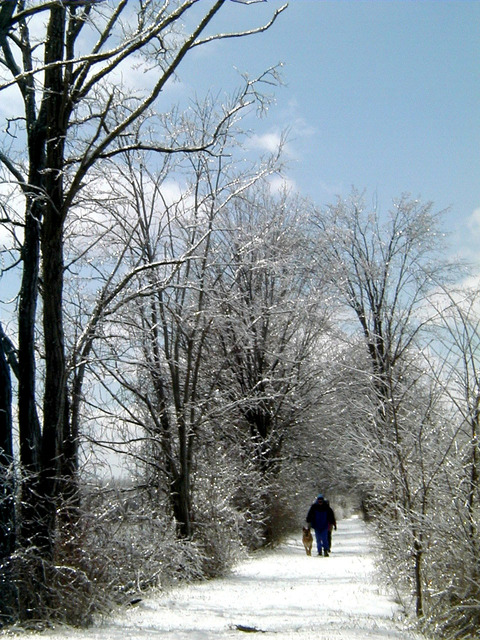 Mohawk Towpath Byway - Winter Exploration