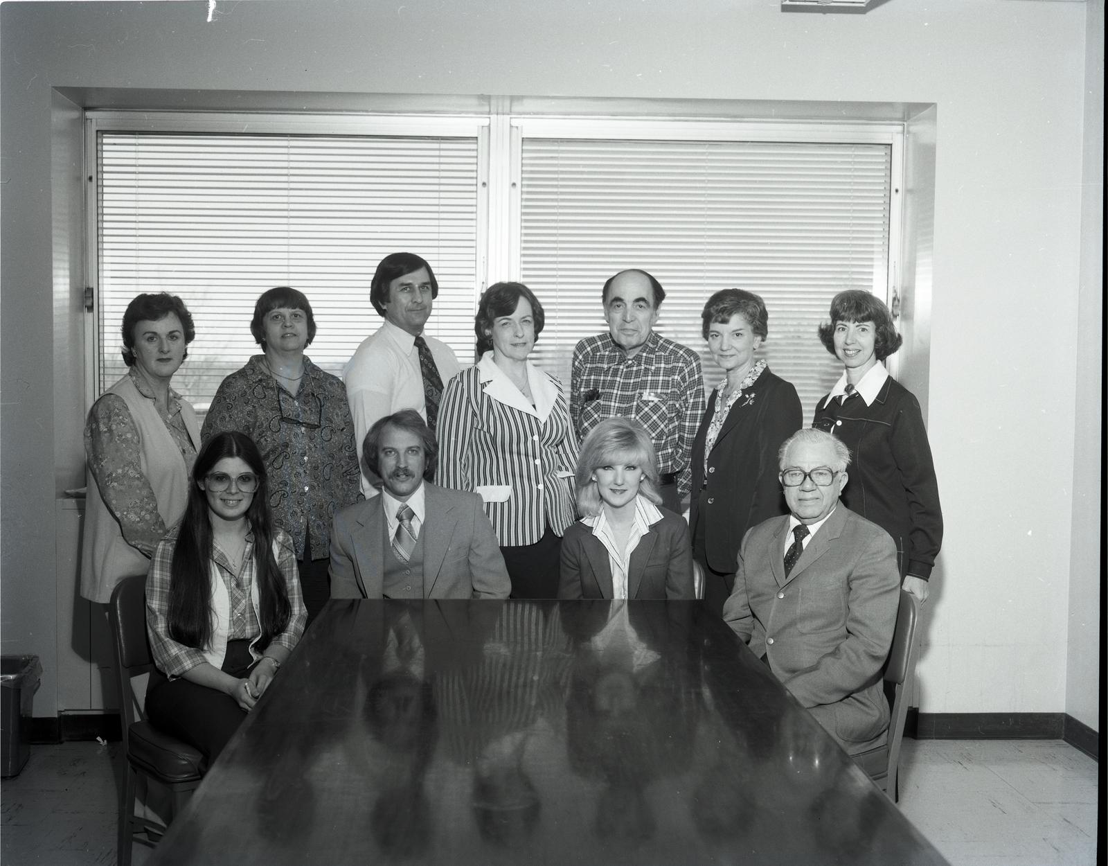 NASA LEWIS LLAMA CLUB OFFICERS
