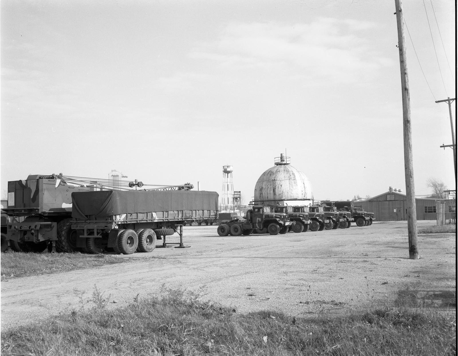 NASA PLUM BROOK STATION SANDUSKY OHIO
