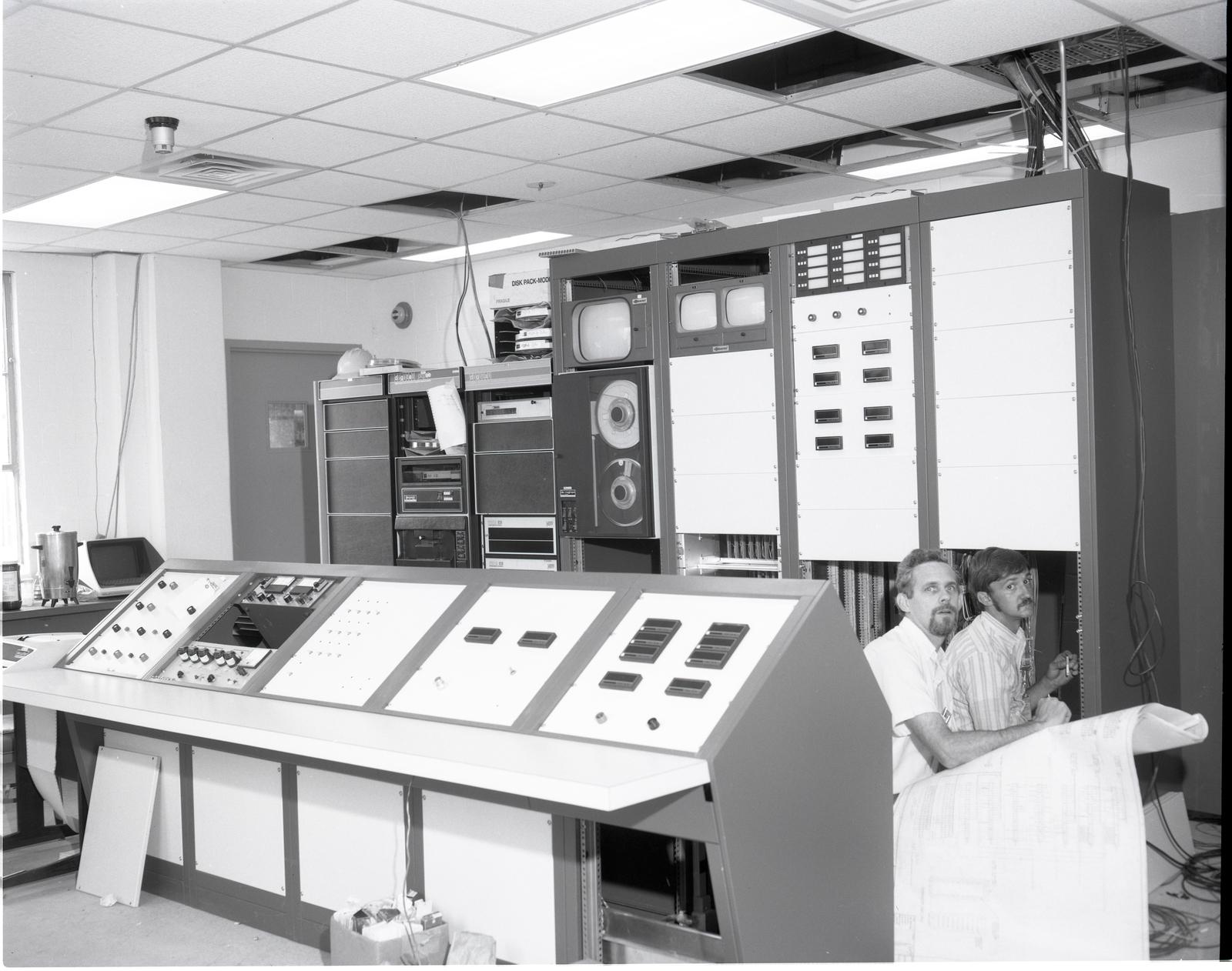 NASA PLUM BROOK STATION WINDMILL PROJECT - 100 KW KILOWATT SITE