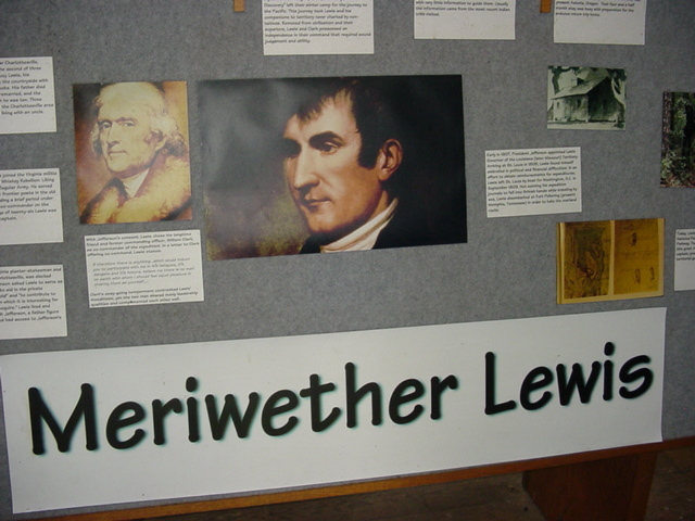 Natchez Trace Parkway - Meriwether Lewis Presentation