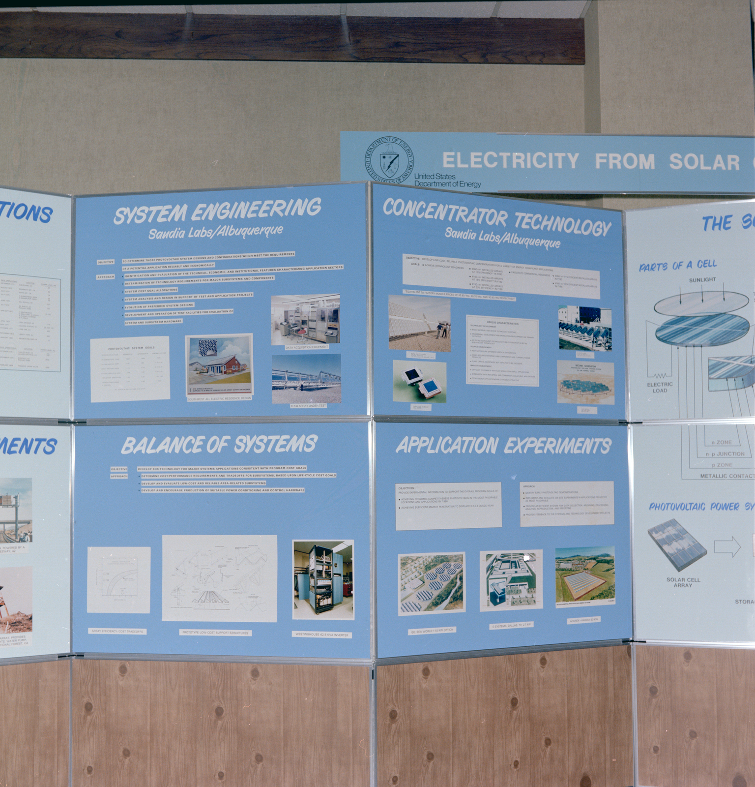 NATIONAL CONFERENCE ON PHOTOVOLTAIC FOR ELECTRICALLY POWERED PRODUCTS
