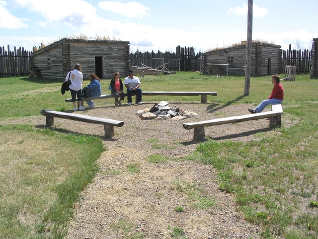 Native American Scenic Byway - Fort Manuel Lisa