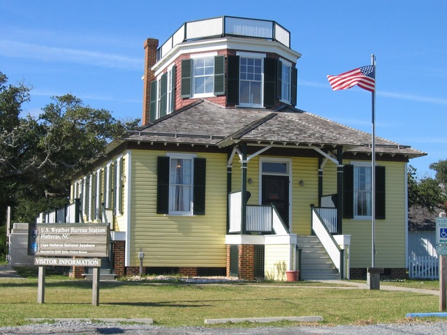 Outer Banks Scenic Byway - Hatteras Village Welcome Center