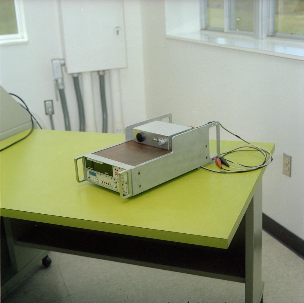 OUTSIDE FACILITIES AND TEST UNITS - INTERIOR OF TEST BLDG - INTERIOR OF MOBILE VAN - EPA ENVIRONMENTAL PROTECTION AGENCY FACILITIES AT NASA PLUM BROOK STATION