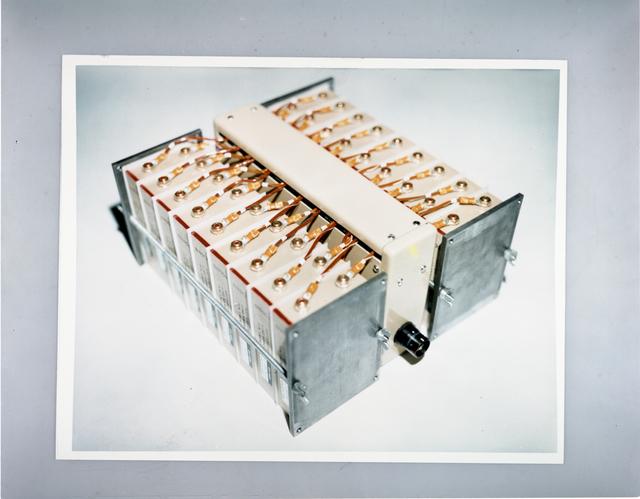 PC17C ORBITER FUEL CELL POWER PLANT P760104