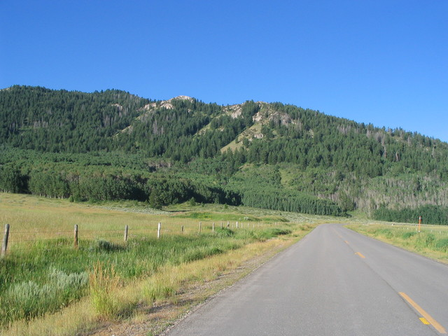 Pioneer Historic Byway - On the Lander Cutoff of the Oregon Trail
