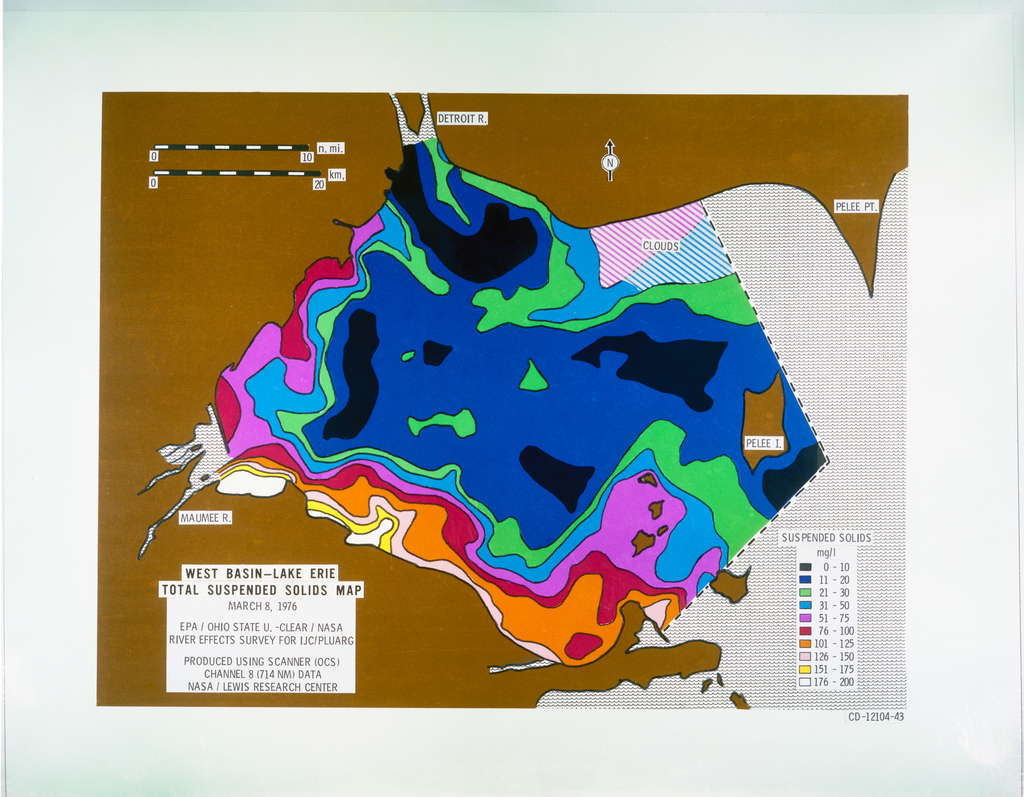 PLUARG POLLUTION FROM LAND USE ACTIVIES REFERENCE GROUP 1976 - WEST BASIN