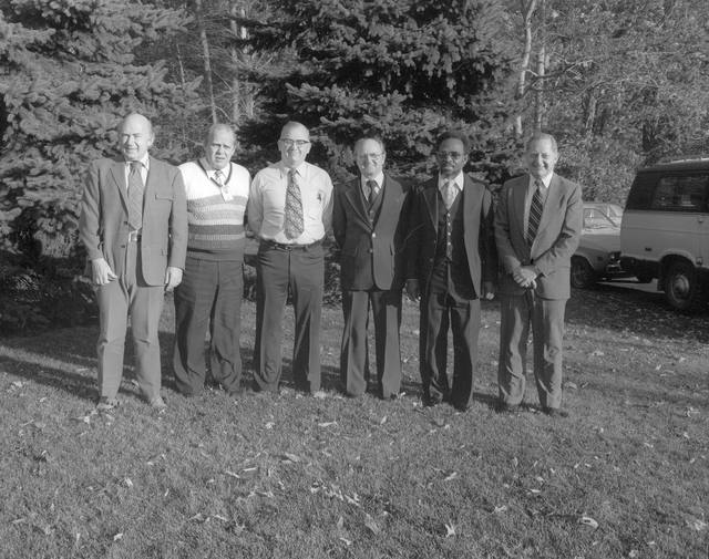 PRESENTATION CEREMONIES OF THE SCIENCE AND TECHNOLOGY S&T DIRECTORATE AT THE GUERIN HOUSE