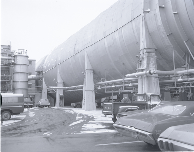 PROCESS PIPING IN THE PROPULSION SYSTEMS LABORATORY EQUIPMENT BUILDING PSLEB AND THE ICING RESEARCH TUNNEL IRT