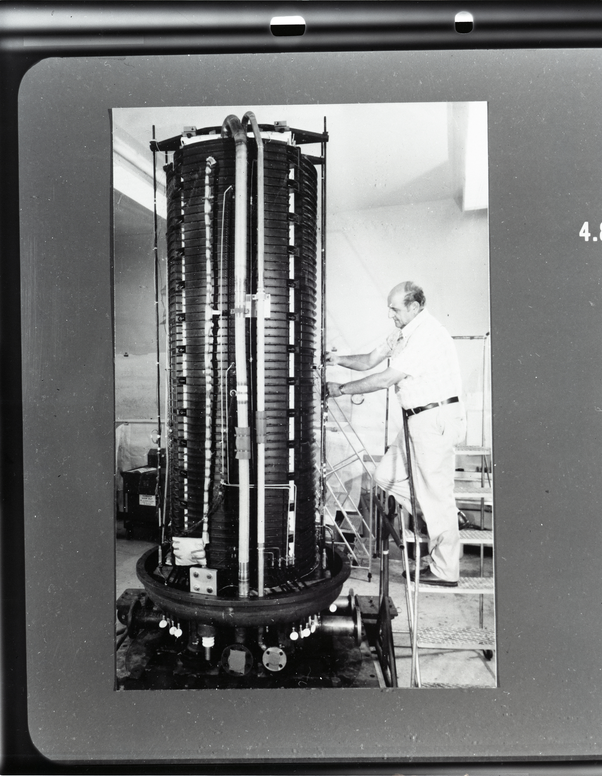 PROTOTYPE CELL STACK