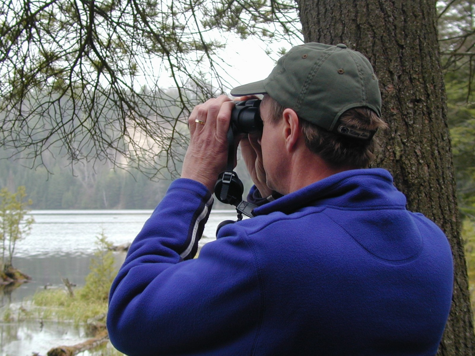 River Road Scenic Byway - Spring Birding at Iargo Springs