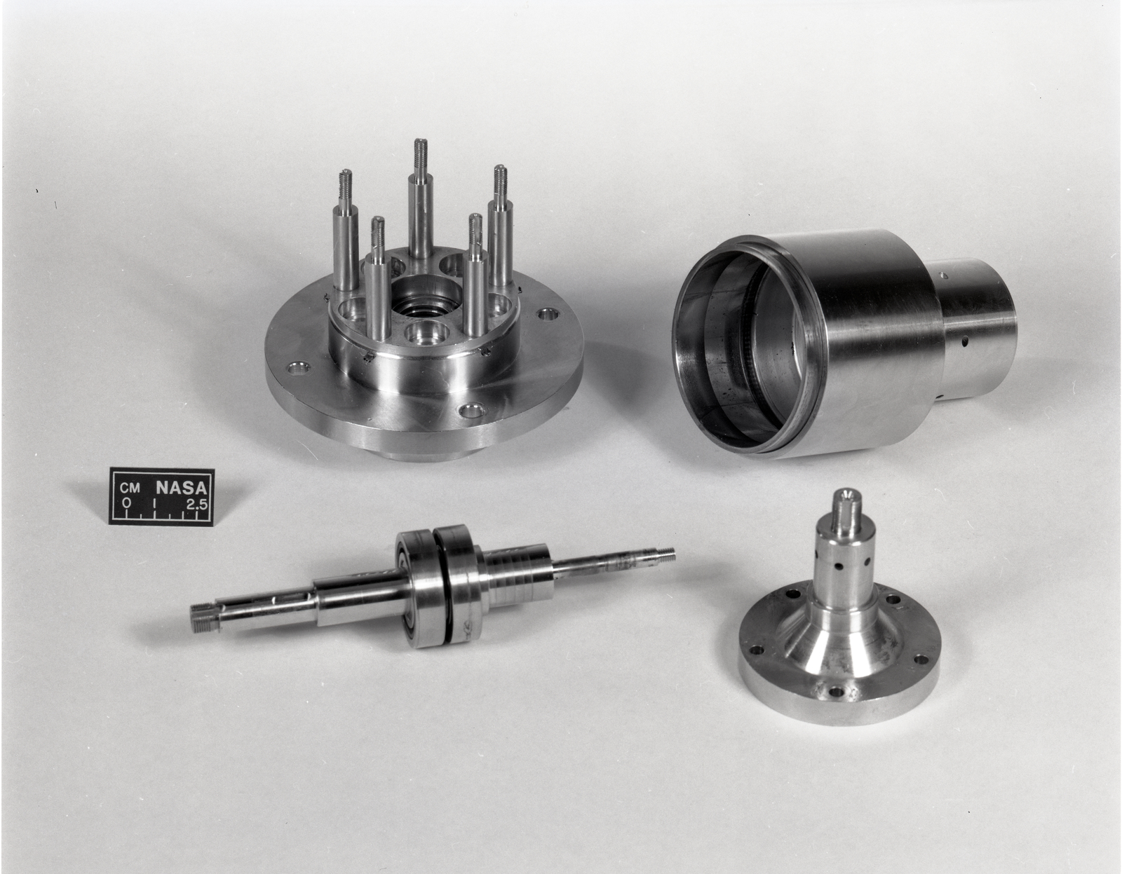 ROLLER DRIVE TEST RIG PARTS