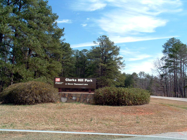 Savannah River Scenic Byway - Clarks Hill Recreation Area
