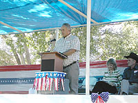 Scenic Byway 12 - Bruce Fullmer Speaks at Scenic Byway 12 All-American Road Celebration