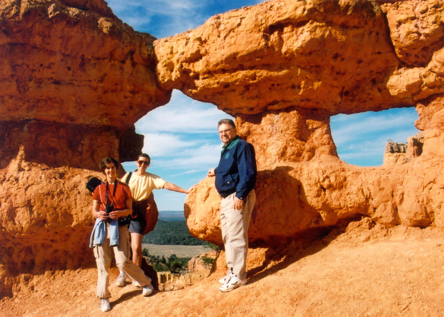 Scenic Byway 12 - Keyhole Arch