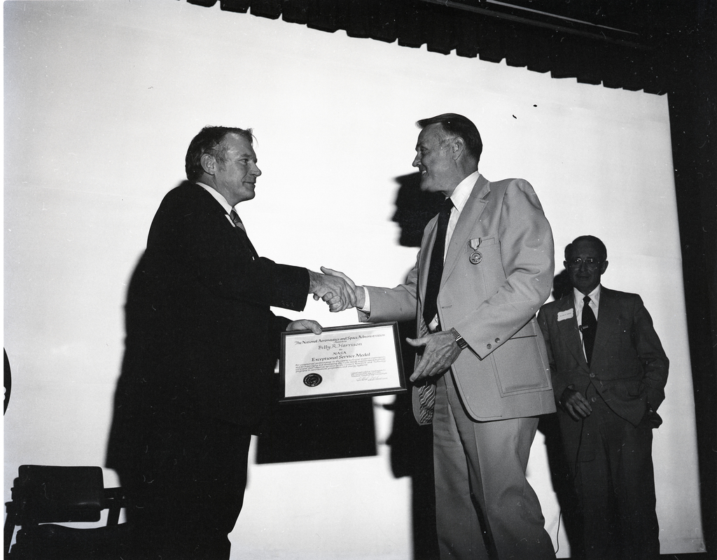 SECOND ANNUAL NASA LEWIS MAJOR AWARD CEREMONY