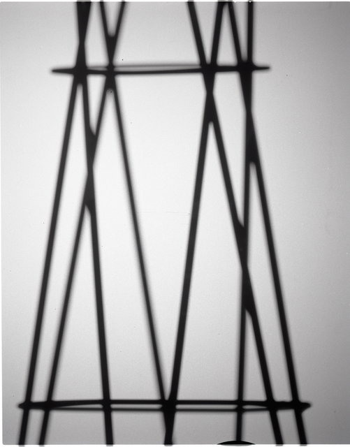 SHADOW IMAGES OF TOWER MODEL